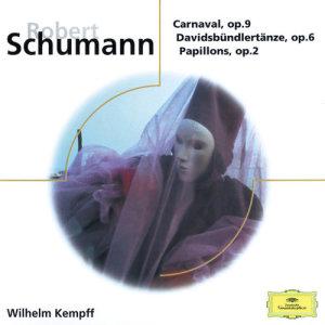 Wilhelm Kempff的專輯Schumann: Carnaval Op.9; DavidsbA?ndlertA¤nze Op.6; Papillons Op.2