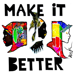 Album Make It Better from Juicy M