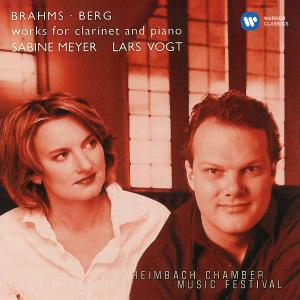 Sabine Meyer的專輯Brahms & Berg: Works for Clarinet & Piano (Live at Heimbach Spannungen Festival, 2002)