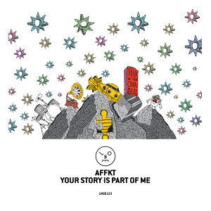 Album Your Story Is Part of Me from Affkt