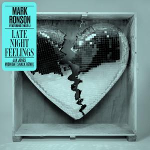 Mark Ronson的專輯Late Night Feelings (Jax Jones Midnight Snack Remix)