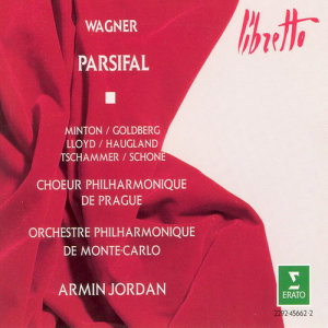 Robert Lloyd的專輯Wagner : Parsifal (1981)