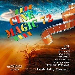 Philharmonic Wind Orchestra的專輯Cinemagic 72