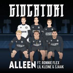 Album Alleen from Giocatori