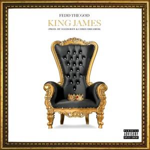 Fedd The God的專輯King James (Explicit)