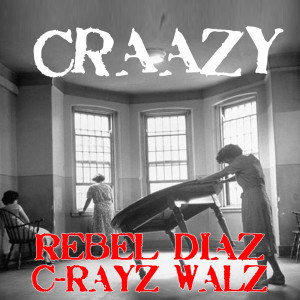 Album Craazy from C-Rayz Walz