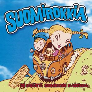 Suomirokkia 2007 Eri Esittajia