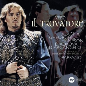 Album Verdi: Il trovatore from Antonio Pappano