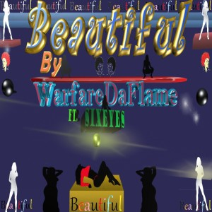 Album Beautiful (feat. Sixeyes) - Single from Flame