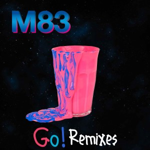 Album Go! Remixes from M83