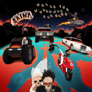 SAINt JHN的專輯While The World Was Burning (Explicit)