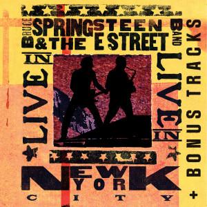 Album Live in New York City - Bonus Tracks from Bruce Springsteen & The E Street Band