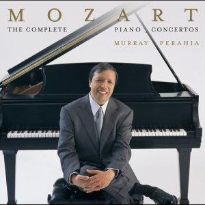 Album Mozart: The Complete Piano Concertos from Radu Lupu