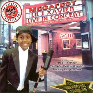 Album Lil' Underground Crunkstar Vol. III from J Xavier