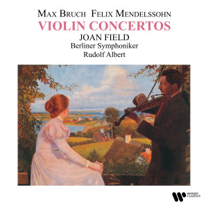 Album Bruch: Violin Concerto No. 1, Op. 26 - Mendelssohn: Violin Concerto, Op. 64 from Rudolf Albert