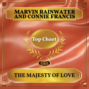 Album The Majesty of Love from Marvin Rainwater
