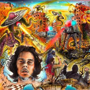 Album Enigma of Dalí from UFO FEV