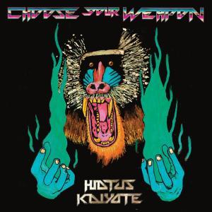 Album Shaolin Monk Motherfunk from Hiatus Kaiyote
