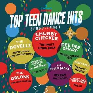 Listen to The Twist song with lyrics from Chubby Checker