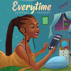 Album Everytime from DJ Spinall