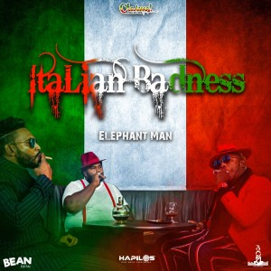 Album Italian Badness from Elephant Man