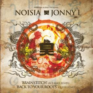 Album Brainstitch (Aquasky Remix) / Back to Your Roots (Quest Remix) from Jonny L