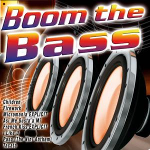 Album Boom The Bass from Various Artists