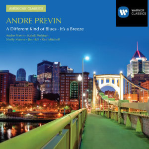 Andre Previn的專輯Previn: A Different Kind of Blues/It's a Breeze