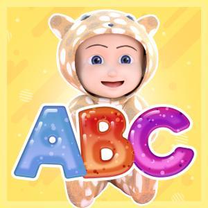 Album ABC from Cartoon Studio English