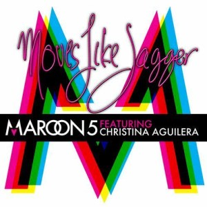 Maroon 5的專輯Moves Like Jagger