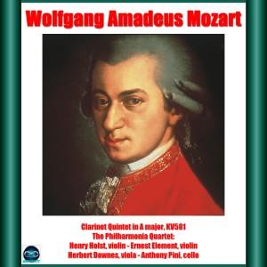 Album Mozart: Clarinet Quintet in A major, KV581 from Reginald Kell