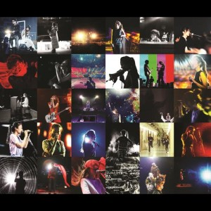 陳綺貞的專輯時間的歌 巡迴演唱會現場錄音