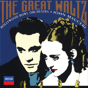 Album The Great Waltz from Hollywood Bowl Orchestra