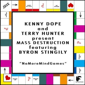 Album No More Mind Games (feat. Byron Stingily) from Kenny Dope