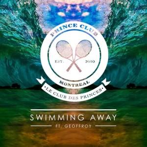 Album Swimming Away from Geoffroy