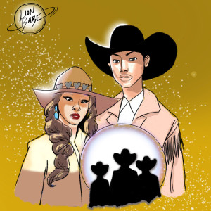 Album Western World (Remixes) (Explicit) from LION BABE
