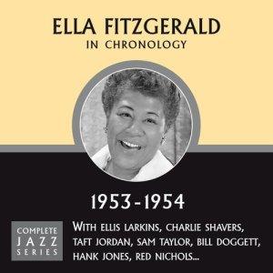 Ella Fitzgerald的專輯Complete Jazz Series 1953 - 1954