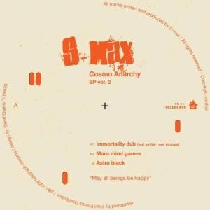 T-Max的專輯Cosmo Anarchy Vol.2