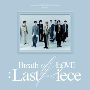 Album Breath of Love: Last Piece from GOT7