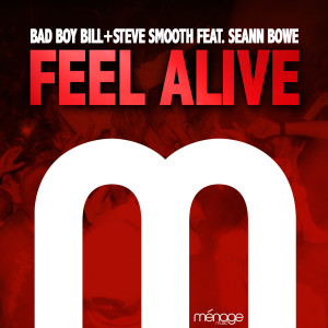 Album Feel Alive (feat. Seann Bowe) from Steve Smooth