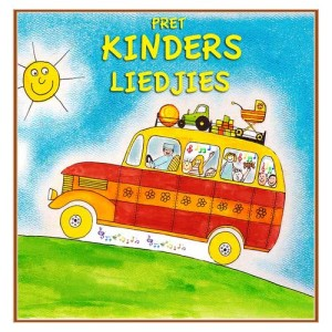 Album Pret Kinders Liedjies from Kleuterkoor Speelers