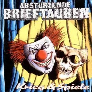 Album Krieg & Spiele from Abstürzende Brieftauben