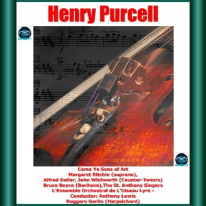 Bruce Boyce的專輯Purcell: Come Ye Sons of Art