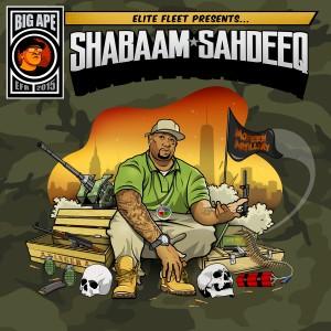 Album Modern Artillery from Shabaam Sahdeeq
