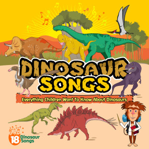 Muffin Songs的專輯Dinosaur Songs
