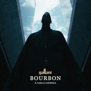 Album Bourbon (feat. Saba & Lophiile) from Lophiile