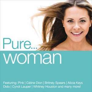 Various Artists的專輯Pure... Woman