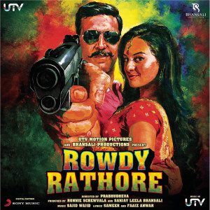 Album Rowdy Rathore (Original Motion Picture Soundtrack) from Sajid Wajid