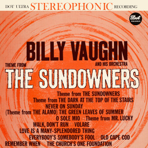 Album The Sundowners from Billy Vaughn And His Orchestra