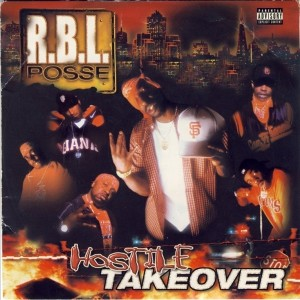 Album Hostile TakeOver from RBL Posse